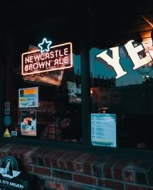 Pub in Los Angeles